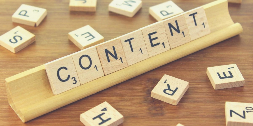 My Struggle With Content