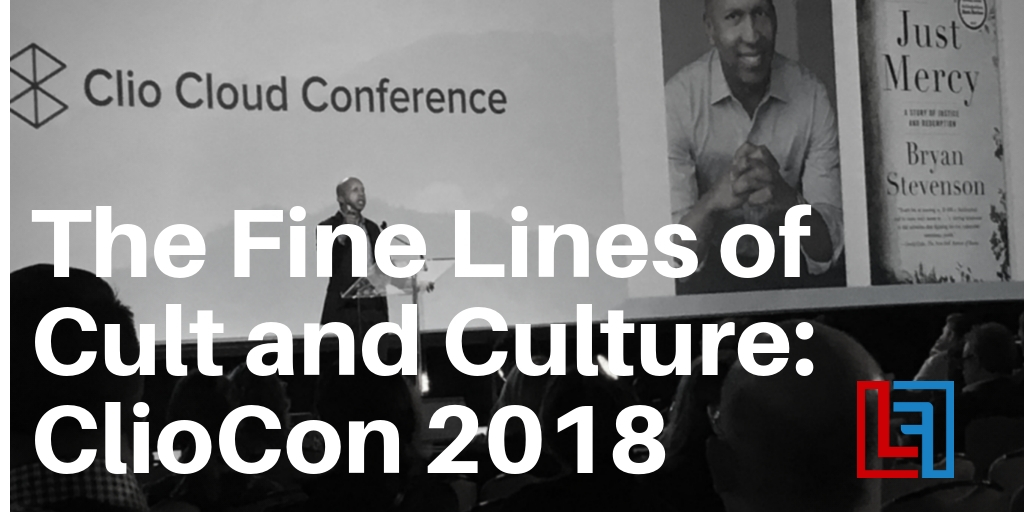The Fine Lines of Cult and Culture: Clio Cloud Conference 2018